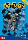 Naklejkowe puzzle. Batman