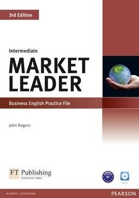 Market Leader Intermediate Business English Practice File with CD