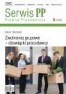 Zwolnienienia grupowe - obowiązki pracodawcy Serwis Prawno-Pracowniczy