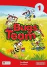 Bugs Team 1. Książka ucznia. Nowa podstawa programowa 2017