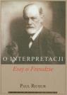 O interpretacji Esej o Freudzie
