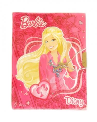 Pamiętnik zamykany Barbie