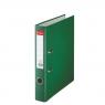 Segregator dźwigniowy Esselte A4/50  zielony (81196)