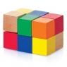 Drewniane klocki Puzzle