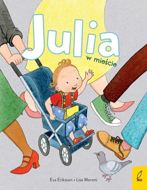 Julia w mieście Moroni Lisa