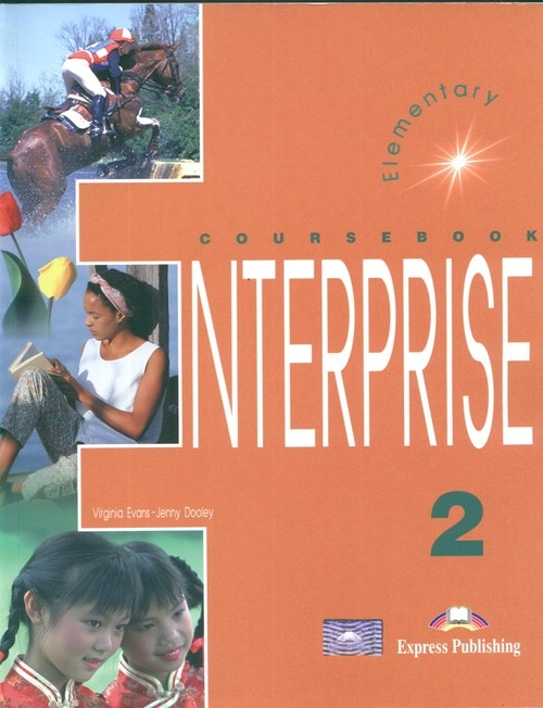 Enterprise 2 Elementary Coursebook Evans Virginia, Dooley Jenny