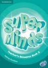 Super Minds 3 Teacher's Resource + CD (Uszkodzona okładka)