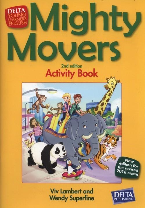 Mighty Movers Activity Book Lambert Viv, Superfine Wendy