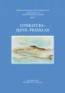 Literatura Język Przekład