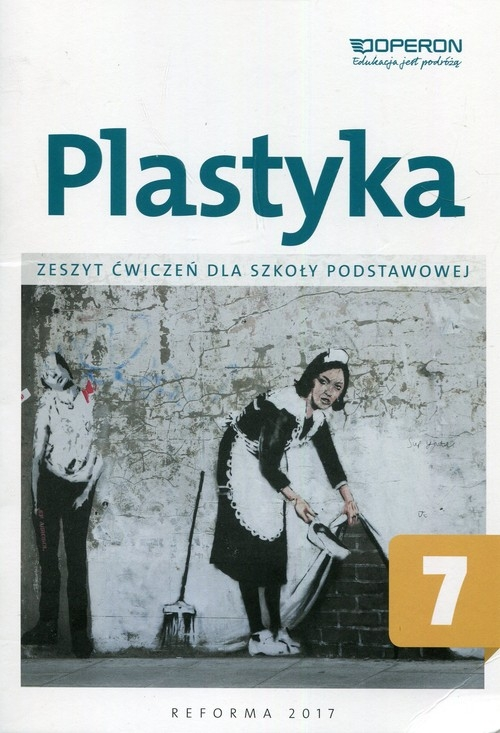 Plastyka 7 Zeszyt ćwiczeń Florianowicz Piotr
