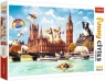 Puzzle 1000: Funny Cities - Psy w Londynie (10596)