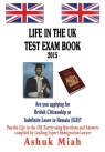 Life in the UK test exam book