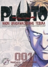 Pluto 1 (Uszkodzona okładka) Tezuka Osamu Urasawa Naoki
