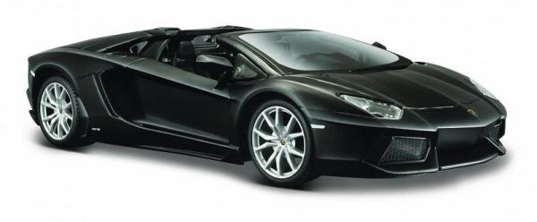 Model kompozytowy Lamborghini AVE.LP700 czarny mat 1/24 (10131504DB)