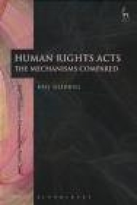 Human Rights Acts Paul Rishworth, Kris Gledhill