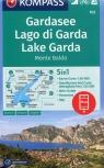 Jezioro Garda mapa + przewodnik 1:50 000