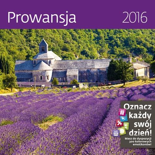 Kalendarz 2016 Prowansja Helma 30