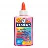 Elmer's półprzezroczysty, kolorowy klej PVA, różowy, 147 ml, zmywalny -