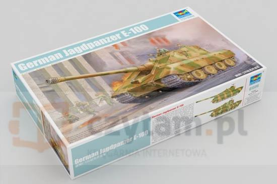 TRUMPETER German Jagdpanzer E100 (01596)