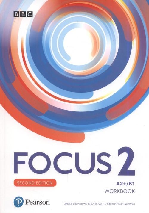 Focus Second Edition 2 Workbook Brayshaw Daniel, Russell Dean, Michałowski Bartosz