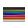 Bibuła marszczona, 10 kolorów (307203)