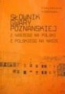 Słownik gwary poznańskiej. Wierzba Waldemar