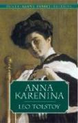 Anna Karenina Leo Nikolayevich Tolstoy