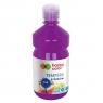 Farba tempera 500 ml - śliwkowa (366103)