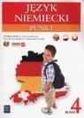 Punkt. Język niemiecki. Podręcznik. Klasa 4. Szkoła podstawowa. Kurs dla początkujących i kontynuujących naukę (z CD audio)