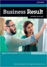 Business Result 2E Upper-Inter. SB+online practice John Hughes, Michael Duckworth, Rebecca Turner