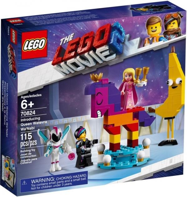 LEGO Movie: Królowa Wisimi I'powiewa (70824)