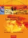 Mathematical Transgressions 2015