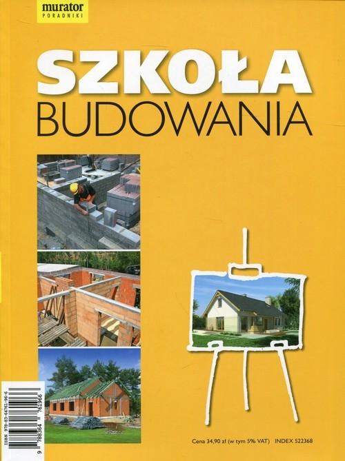 Szkoła budowania Kamińska Anna