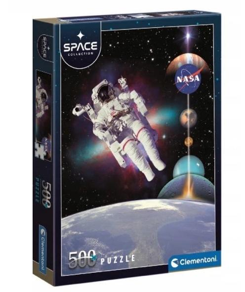 Clementoni, Puzzle Space Collection 500: NASA (35106)