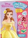 Disney Księżniczka Ubieranki naklejanki SDU-9103