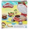 PlayDoh Hamburgery