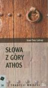 Słowa z Góry Athos
