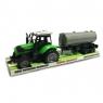 Traktor z maszyną rolniczą 55 cm