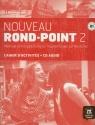 Nouveau Rond-Point 2 B1 Zeszyt ćwiczeń + CD  Flumian Catherine, Labascoule Josiane
