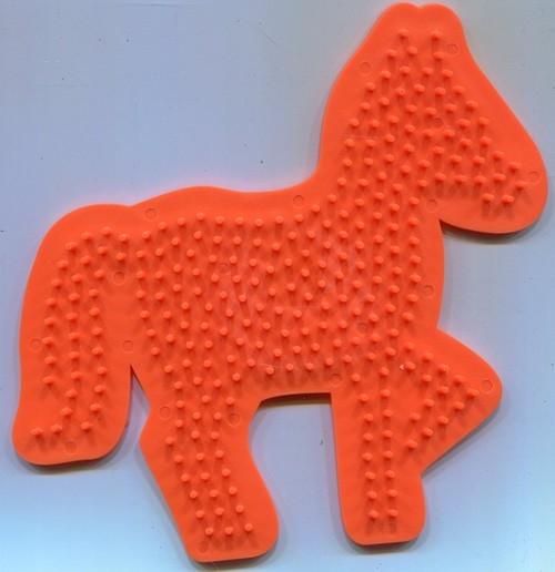 Szablon do układania koralików Koń