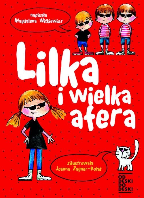 Lilka i wielka afera Witkiewicz Magdalena