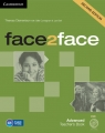face2face Advanced Teacher's Book + DVD Clementson Theresa, Cunningham Gillie, Bell Jan