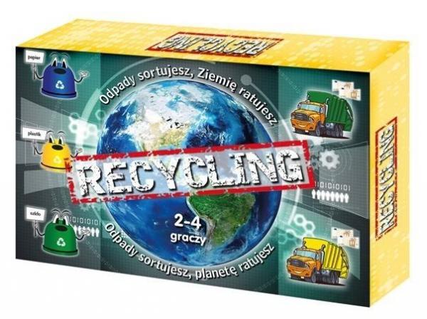 Recycling Gra edukacyjna Matusik Krzysztof
