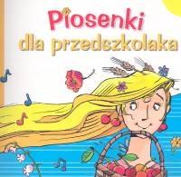 Piosenki dla przedszkolaka z płytą CD Ewa Stadtmüller