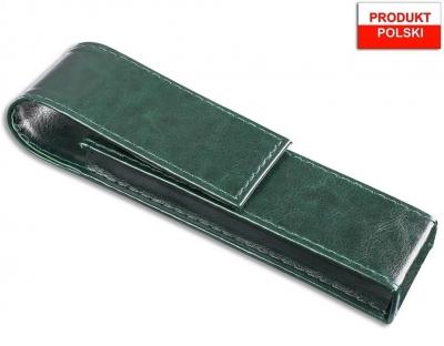Etui na długopisy WAR-1005 - Zielony