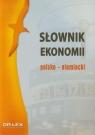 Słownik ekonomii polsko-niemiecki / Słownik ekonomii niemiecko-polski