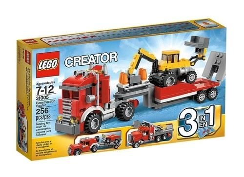 Lego Creator Transporter 3w1  (31005)