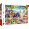 Puzzle 2000: Tropikalne wakacje (27109)