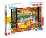 Puzzle SuperColor 180: Mickey Mouse and Friends (29296)
