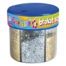 Brokat Astra Creativo, 50g - srebrny, złoty (335116001)